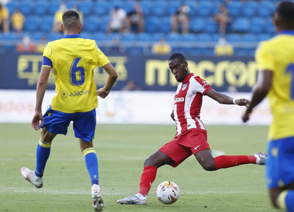 Temp 21/22 | Cádiz-Atlético de Madrid | Kondogbia