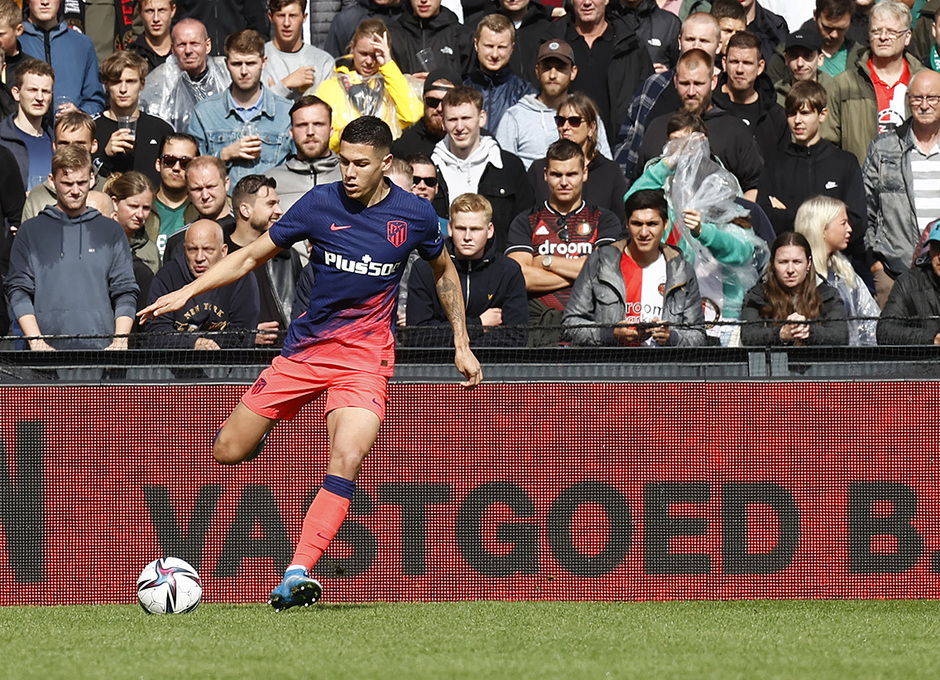Temp 21/22 | Feyenoord - Atlético de Madrid | Nehuén