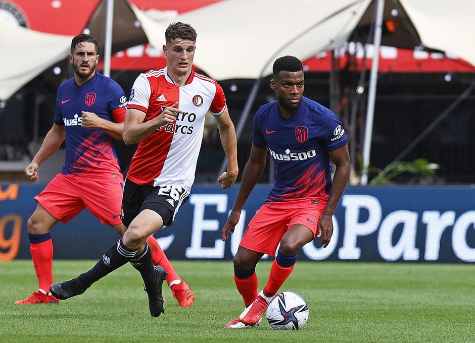 Temp 21/22 | Feyenoord - Atlético de Madrid | Lemar