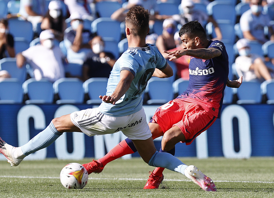 Temp. 21-22 | Celta - Atleti | Gol Correa