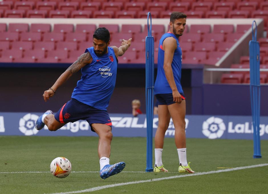 Temp 21/22 | Entrenamiento 19/08/2021 | Suárez