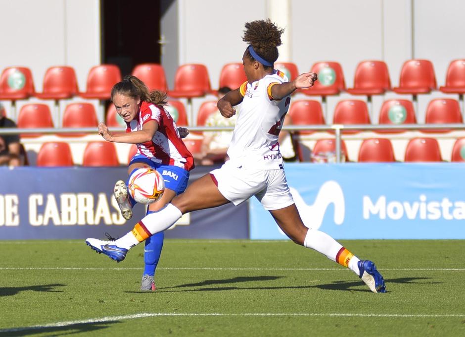 Temp. 21-22 | Atlético de Madrid Femenino - AS Roma | Banini