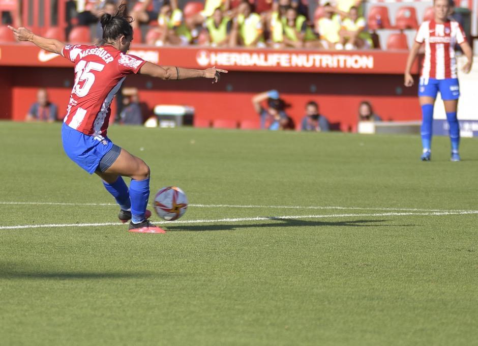 Temp. 21-22 | Atlético de Madrid Femenino - AS Roma | Meseguer