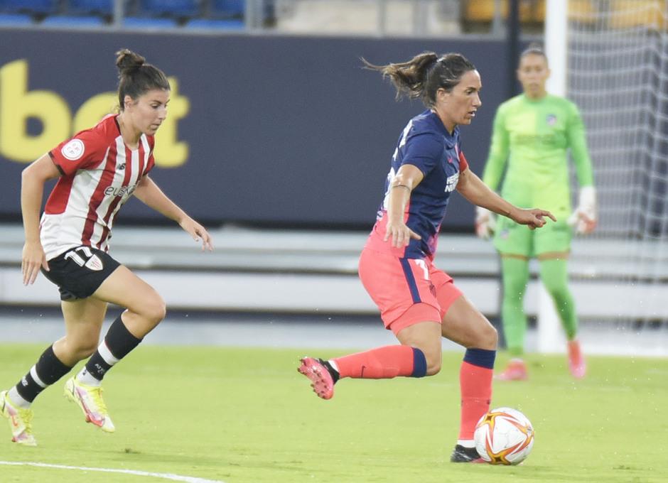 Temporada 2021/22   Trofeo Carranza   Athletic-Atleti Femenino   Meseguer
