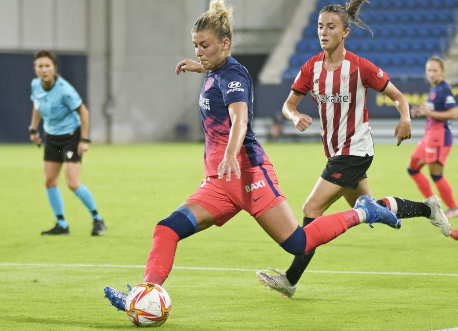 Temporada 2021/22   Trofeo Carranza   Athletic-Atleti Femenino   Menayo