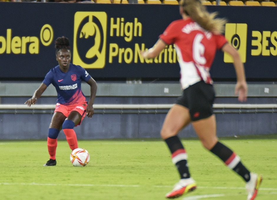Temporada 2021/22   Trofeo Carranza   Athletic-Atleti Femenino   Simon