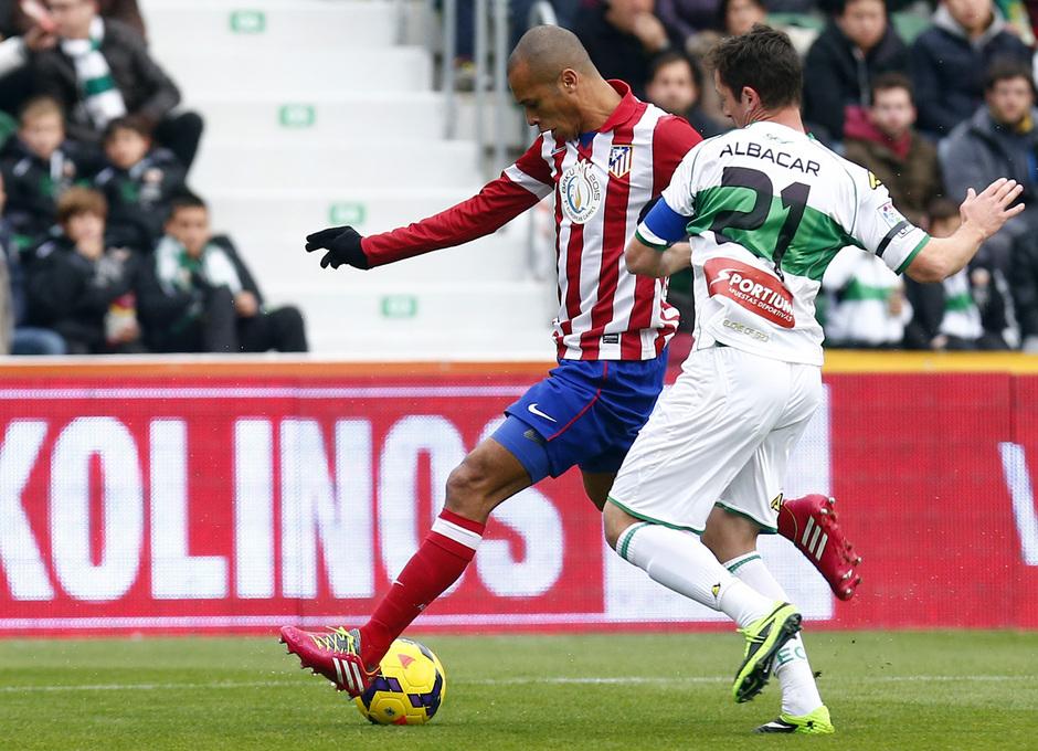 Temporada 2013/14. Atlético-Elche.