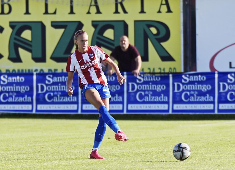 Temporada 2021/22   Triangular amistoso   Atleti Femenino-Burgos   Maitane