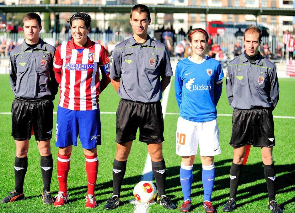 Temporada 2013-2014. Capitanas del Atlético de Madrid y Athletic