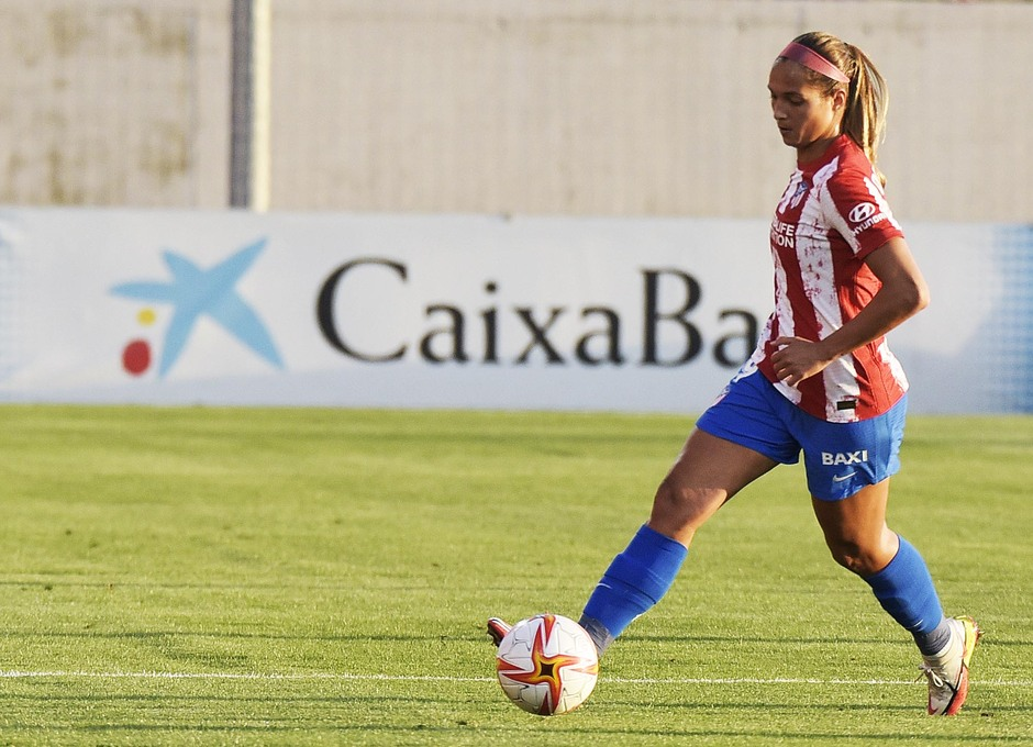 Temp. 21-22 | Atlético de Madrid Femenino - Rayo Vallecano | Deyna Castellanos