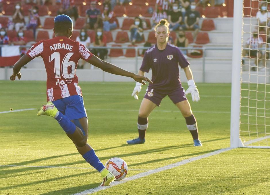 Temp. 21-22 | Atlético de Madrid Femenino - Rayo Vallecano | Ajibade