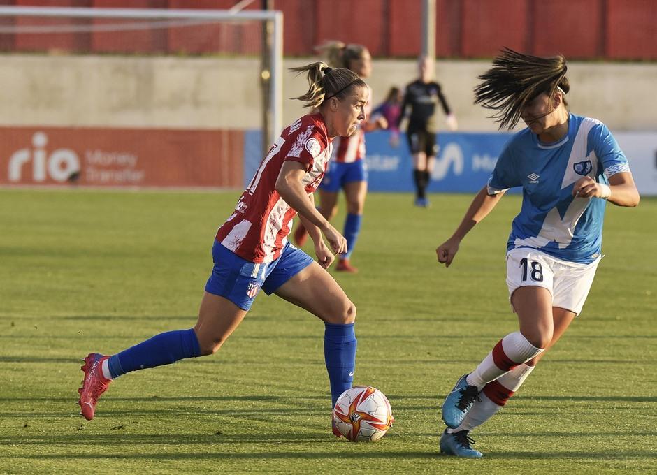 Temp. 21-22 | Atlético de Madrid Femenino - Rayo Vallecano | Bárbara