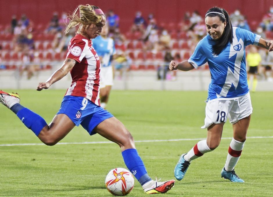 Temp. 21-22 | Atlético de Madrid Femenino - Rayo Vallecano | Deyna