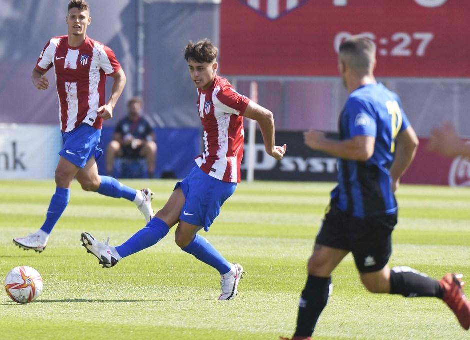 Temp. 21-22 | Atlético de Madrid B - AD Parla | Moreno