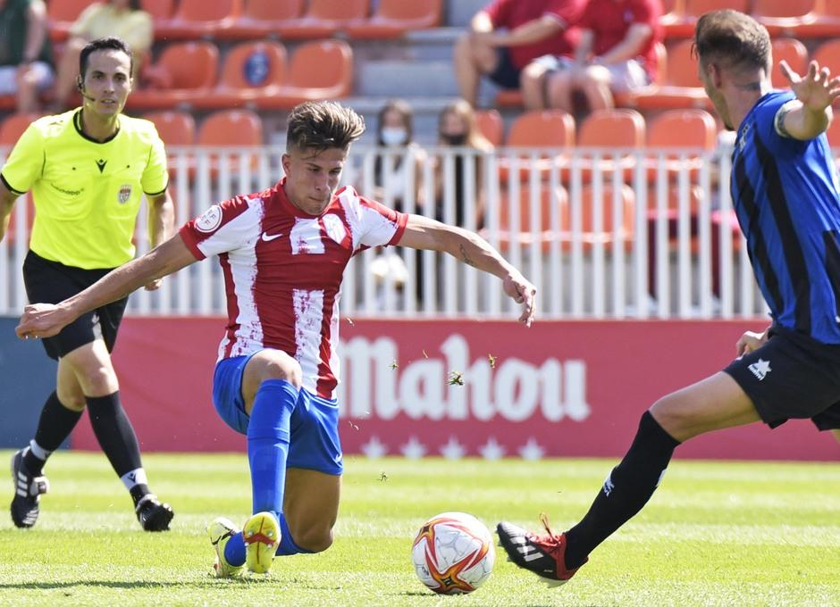 Temp. 21-22 | Atlético de Madrid B - AD Parla | Giuliano