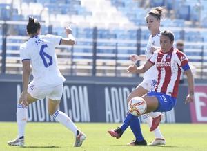 Temporada 20-21   Real Madrid - Atlético de Madrid Femenino   Meseguer