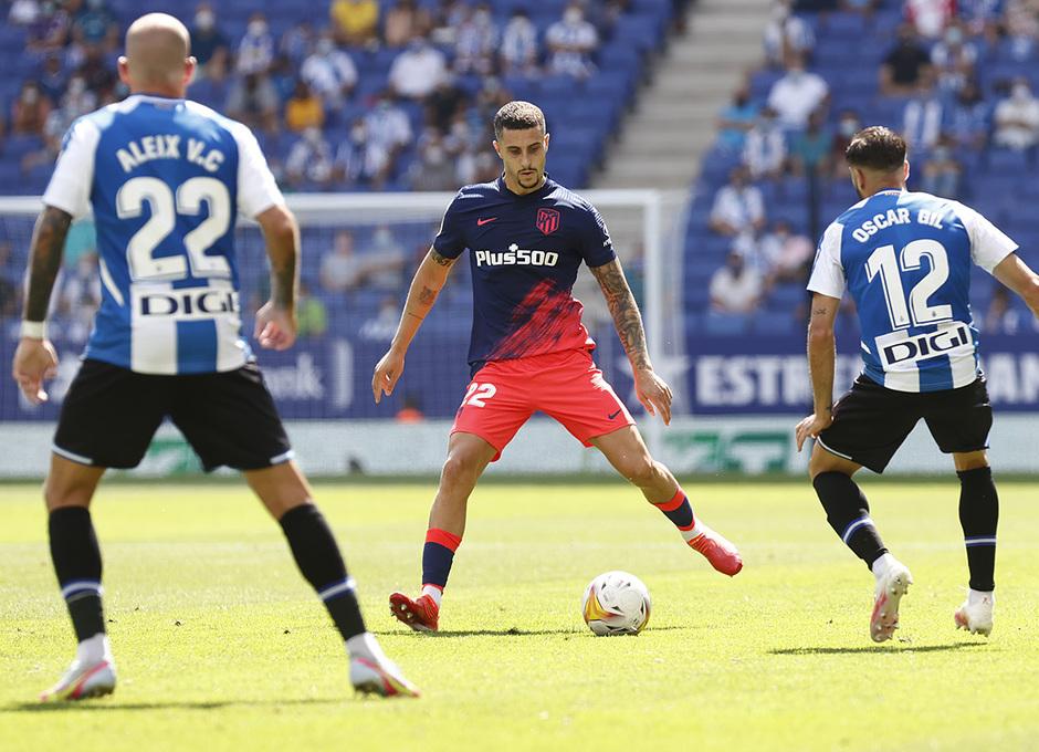 Temporada 21-22 | Espanyol - Atlético de Madrid | Hermoso