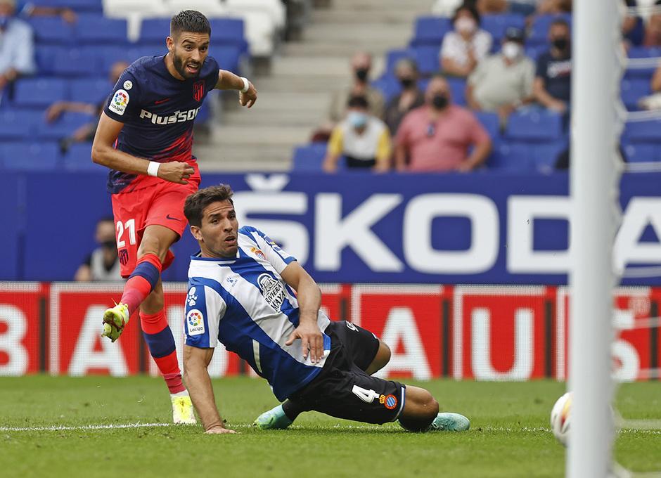 Temporada 21-22 | Espanyol - Atlético de Madrid | Carrasco