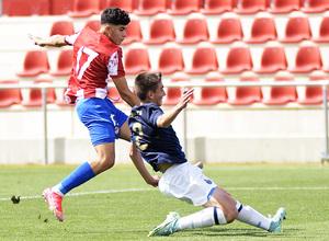 Temporada 2021/22   Atlético de Madrid Juvenil A - Porto   Youth League   Salim