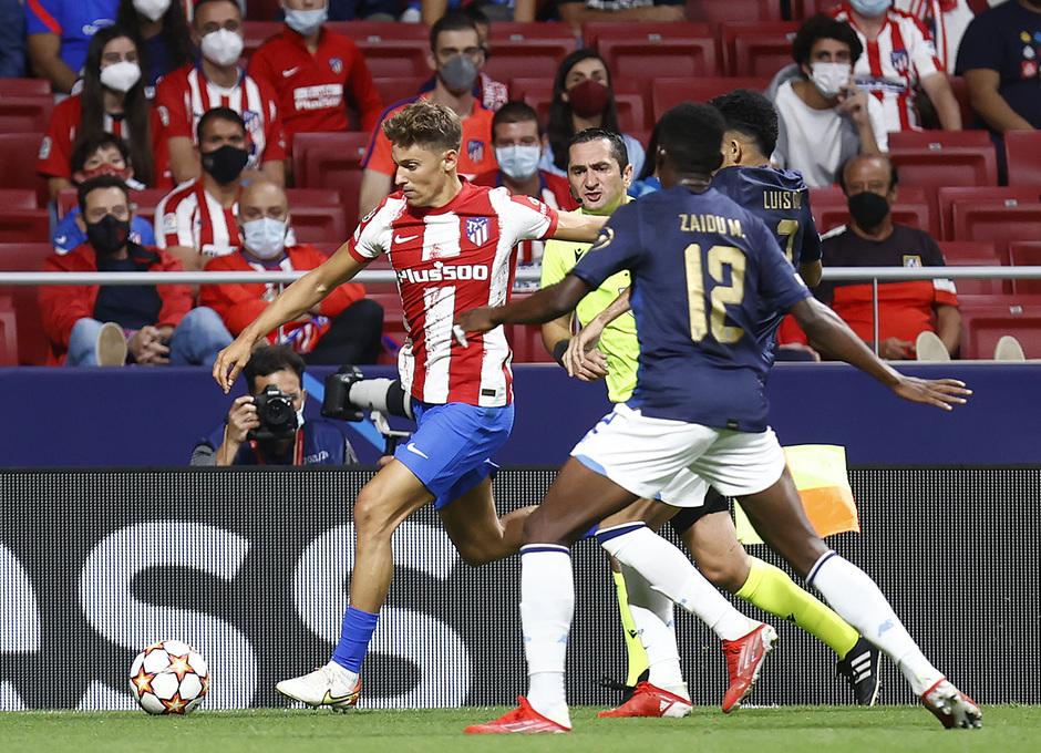 Temp. 21-22 | Atleti - FC Porto | Llorente