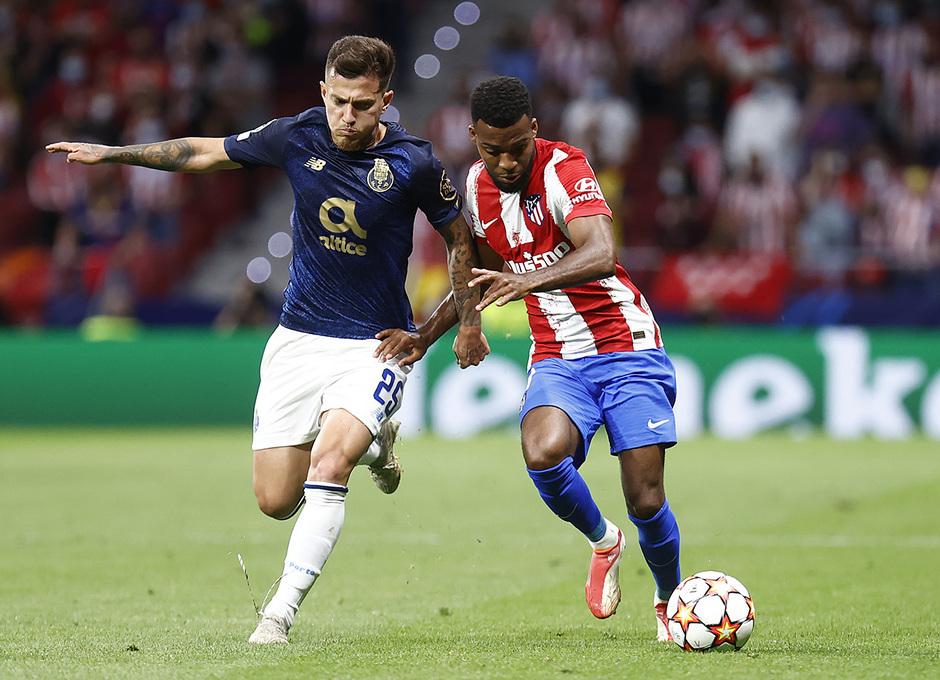 Temp. 21-22 | Atleti - FC Porto | Lemar