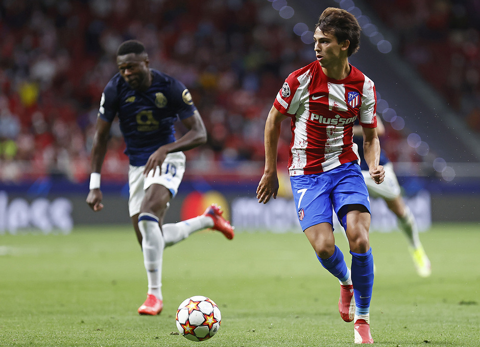 Temp. 21-22 | Atleti - FC Porto | Joao Félix