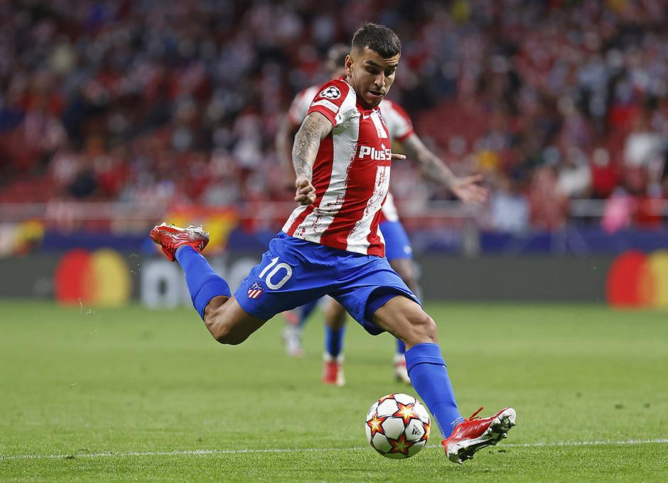 Temp. 21-22 | Atleti - FC Porto | Correa