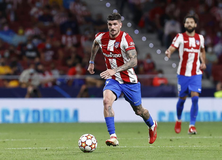 Temp. 21-22 | Atleti - FC Porto | De Paul