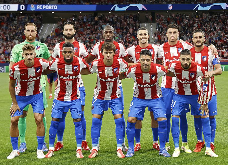 Temp. 21-22 | Atleti - FC Porto | Once