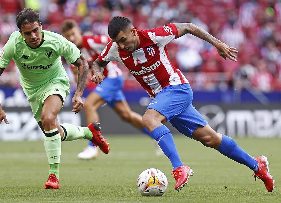Temporada 21/22 | Atlético de Madrid - Athletic Club | Correa