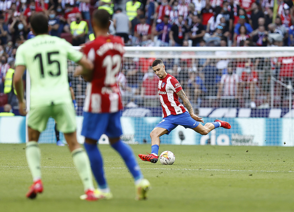 Temporada 21/22 | Atlético de Madrid - Athletic Club | Hermoso