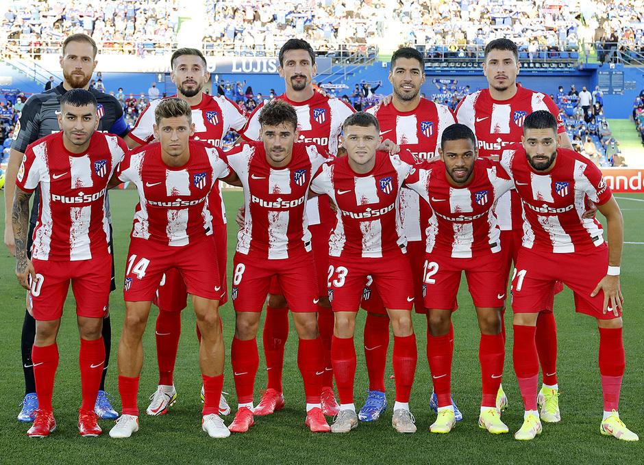 Temporada 2021/22 | Getafe - Atlético de Madrid | Onceç