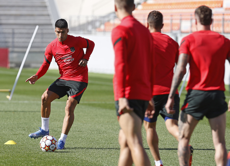 Entrenamiento 27/09/2021  Suárez