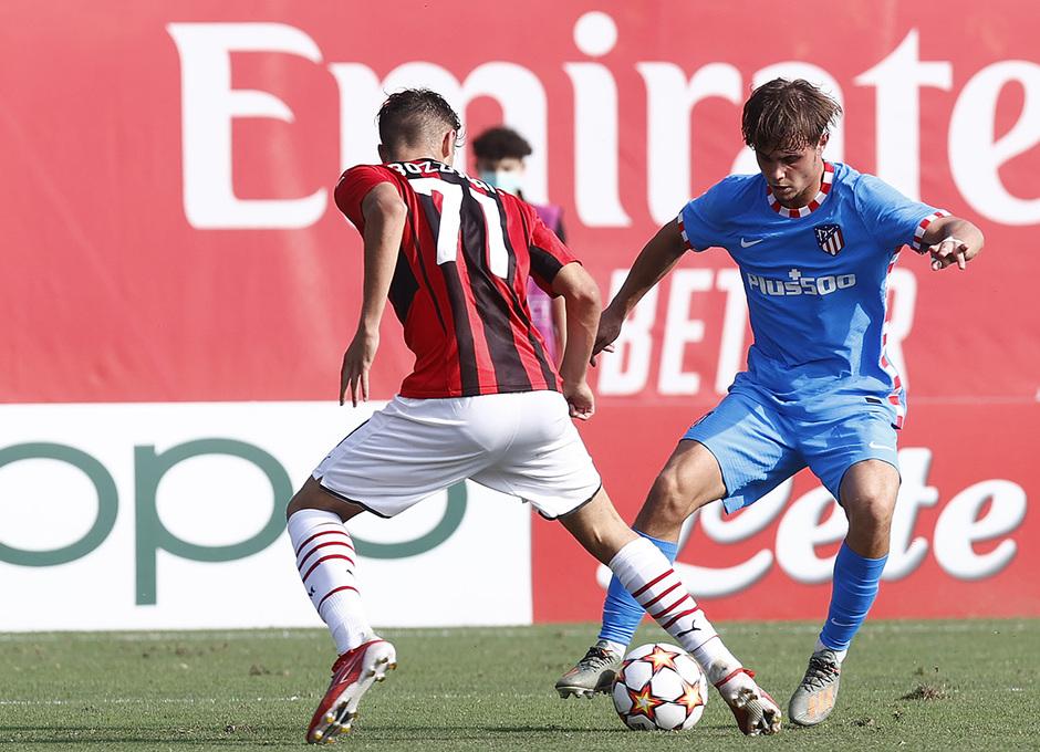 Temporada 2021/22 | Youth League | AC Milan - Atleti | Moreno
