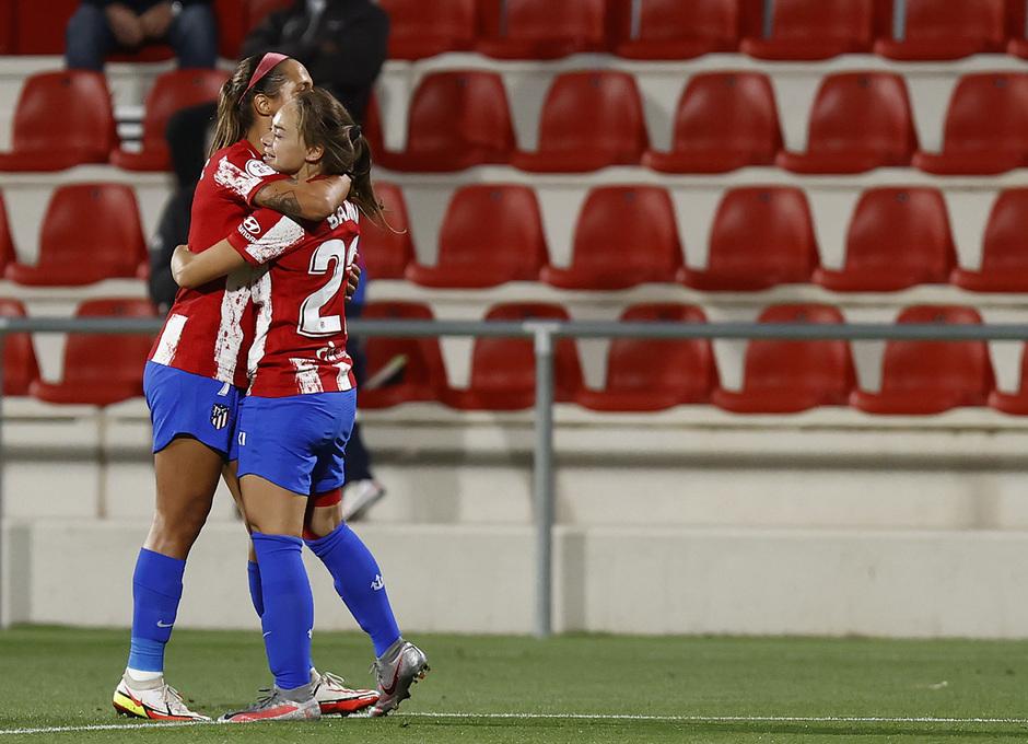 Temporada 2021/22 | Atlético de Madrid Femenino-Alavés | Banini y Deyna
