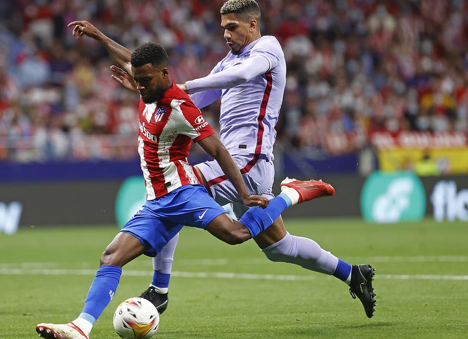Temporada 2021/22 | Atlético de Madrid - FC Barcelona | Lemar