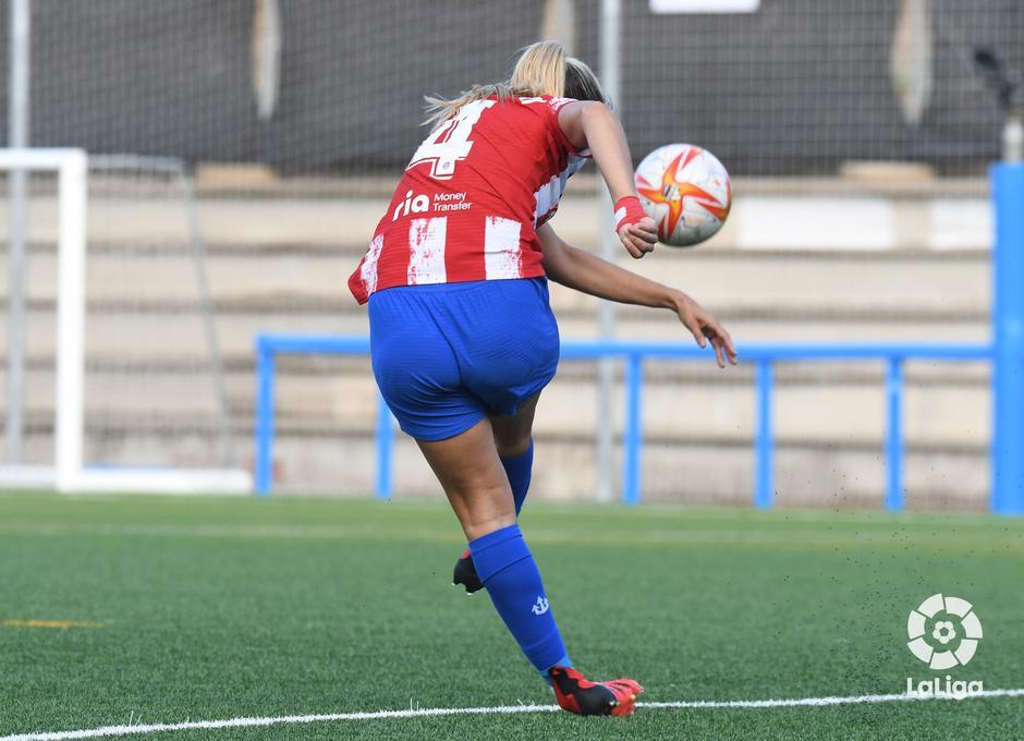 Temporada 21-22   Madrid CFF - Atlético de Madrid Femenino   Laia Aleixandri