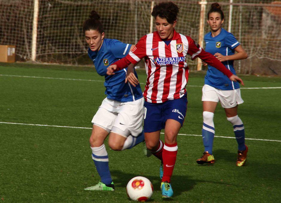 Temporada 2013-2014. Atlético de Madrid Féminas-Sant Gabriel