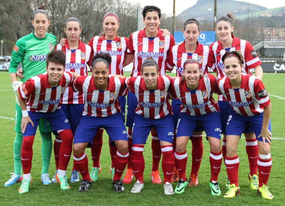 Temporada 2013-2014. Once del Atlético de Madrid ante la Real Sociedad