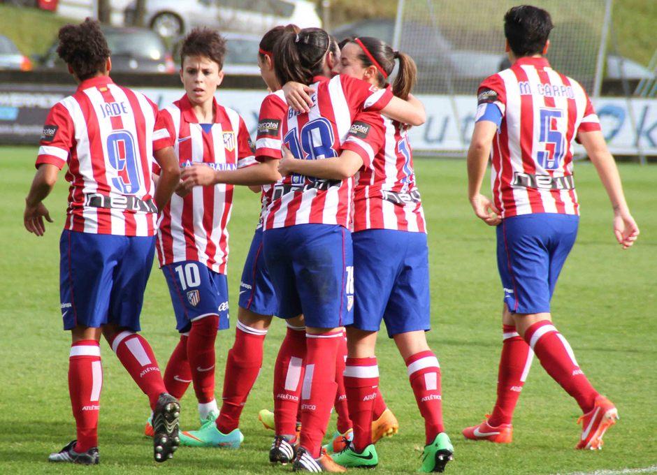 Temporada 2013-2014. ReaL Sociedad-Atlético de Madrid Féminas