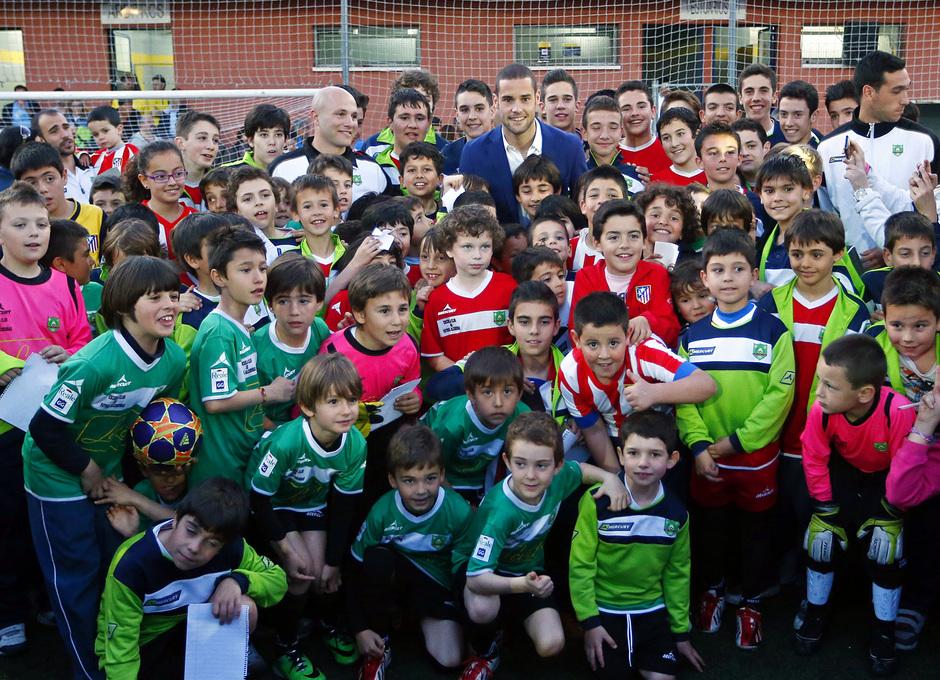 TEMPORADA 2013/14. Presentación campo 'Mario Suárez'