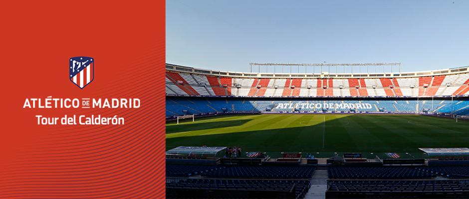 Museo Atlético de Madrid - Banner versión Desktop