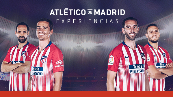 Experiencias Atletico de Madrid