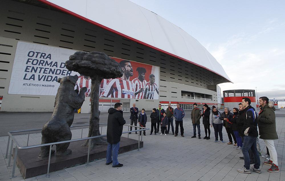 Tour Wanda Metropolitano