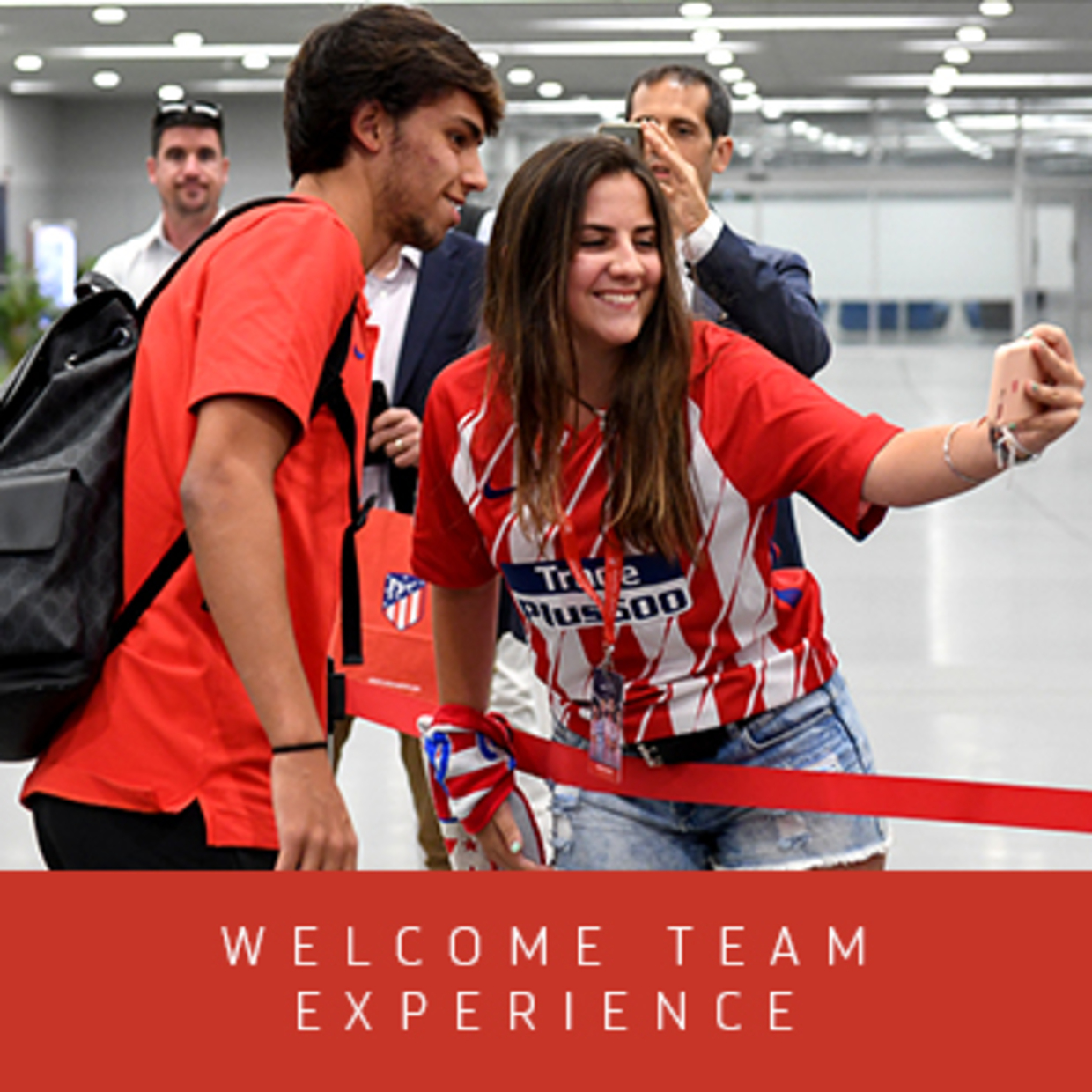 WELCOME TEAM EXPERIENCE