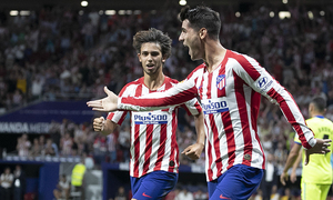 Highlights Atlético de Madrid 1-0 Getafe