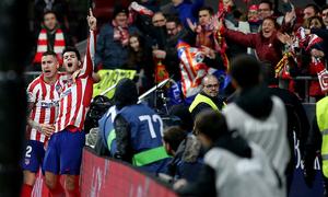 Highlights Atlético de Madrid 2-0 Osasuna