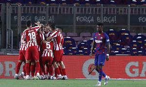 Las mejores acciones del FC Barcelona 2-2 Atlético de Madrid