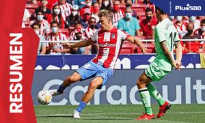 Las mejores acciones del Atlético de Madrid 0-0 Athletic Club