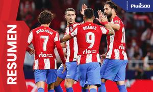 Las mejores acciones del Atleti 2-2 Real Sociedad